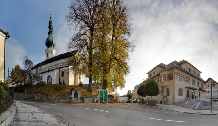 Ortskern Aspach (© Innviertel Tourismus/Mühlleitner)