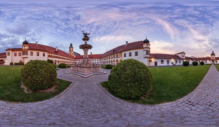 Stift Reichersberg (© Innviertel Tourismus)