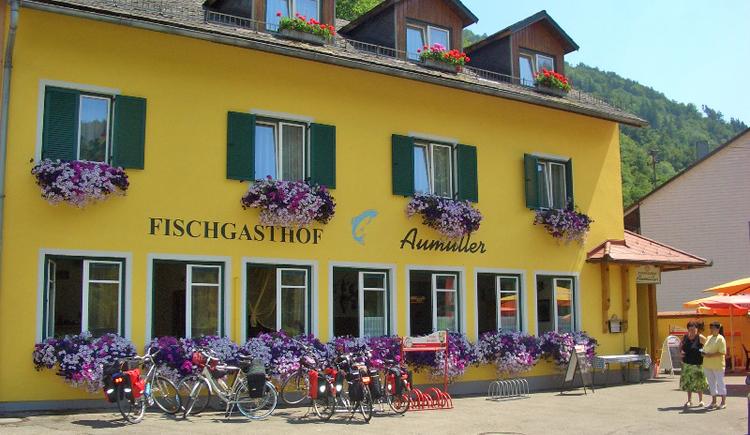 Aumüller Fischgasthof Außenansicht