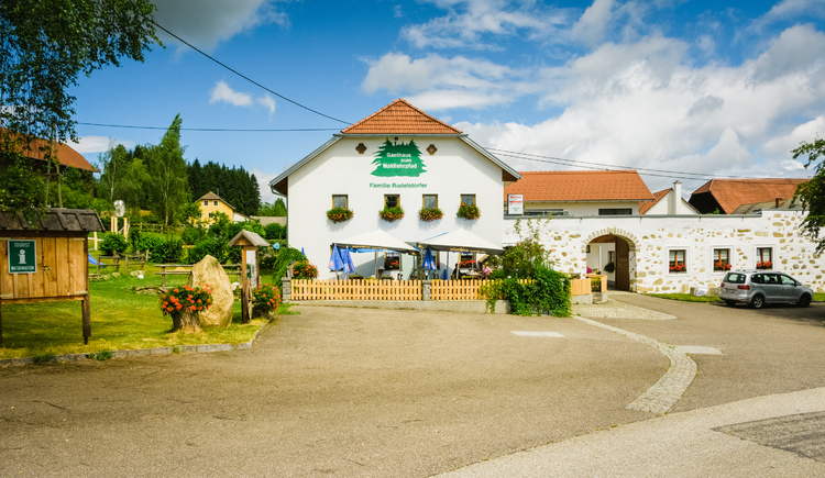 Gasthaus zum Waldlehrpfad (© Green Belt Center)