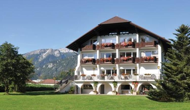 Hotel Südansicht (© Aparthotel Fürst)