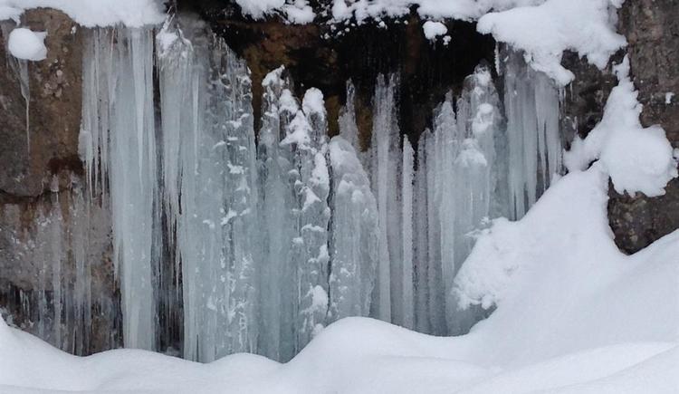 Eisfall (© Mittermayr)