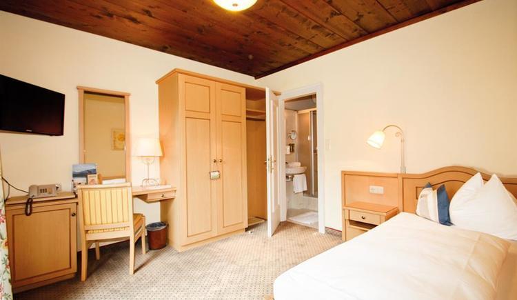 Seewinkel Einzelzimmer (© Hotel Seewinkel)