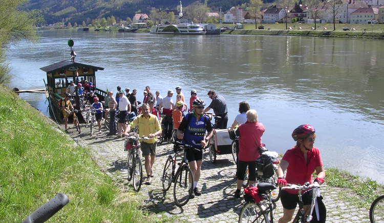 Engelhartszell, Donau, Rad fahren, wandern