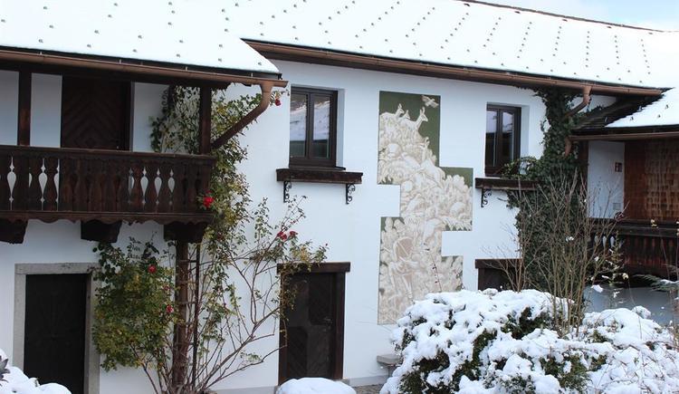 Rosen im Winter (© Privat)