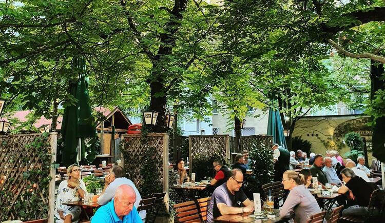 Gastgarten Gösserbräu (© Gösserbräu)