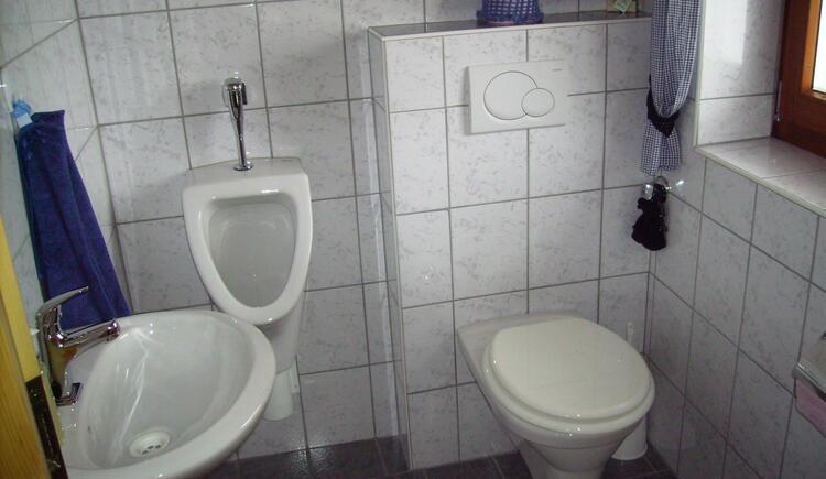 Badezimmer und WC (© Familie Kern)