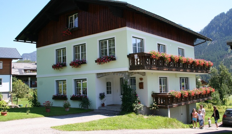 Ferienwohnungen Klose in Gosau am Dachstein (© Manuela Sommerer)