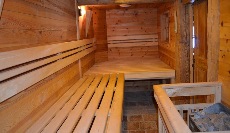 Troadkasten Sauna Ströber