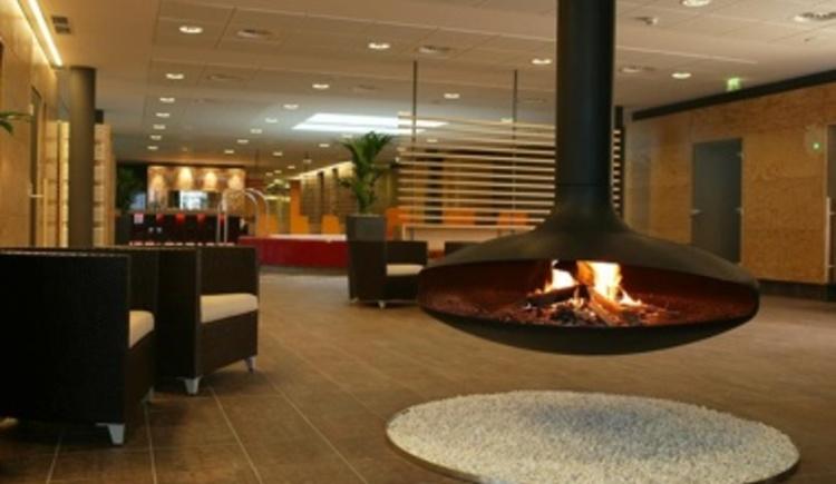 Ofenluckn - Saunabereich (© Hotel Lebensquell)