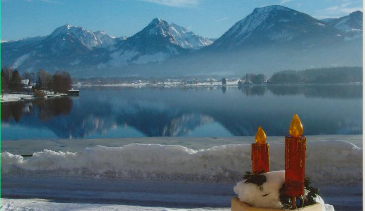 Ausblick vom Haus Seeromantik (© Haus Seeromantik)
