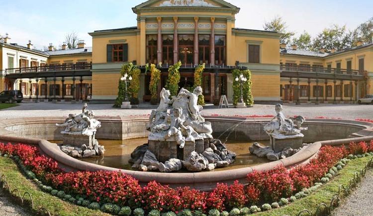 Die Kaiservilla war die Sommerresidenz von Kaiser Franz Joseph und Kaiserin Elisabeth \