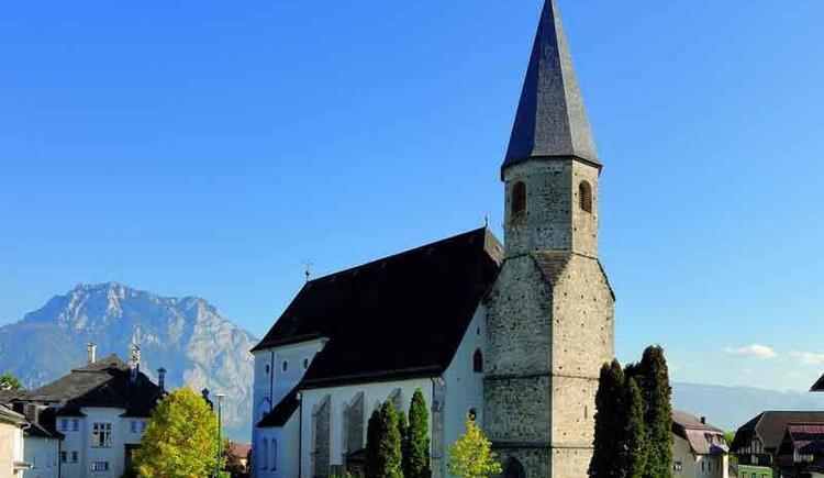 Pfarrkirche Altmünster (© MTV Ferienregion Traunsee)