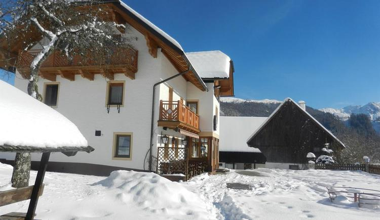 Gasthof-Pension Moosgierler im Winter (© Redtenbacher)