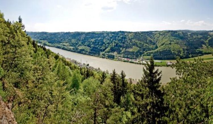 Panorama Pühretstein (© WGD Donau Oberösterreich Tourismus GmbH/Weissenbrunner)