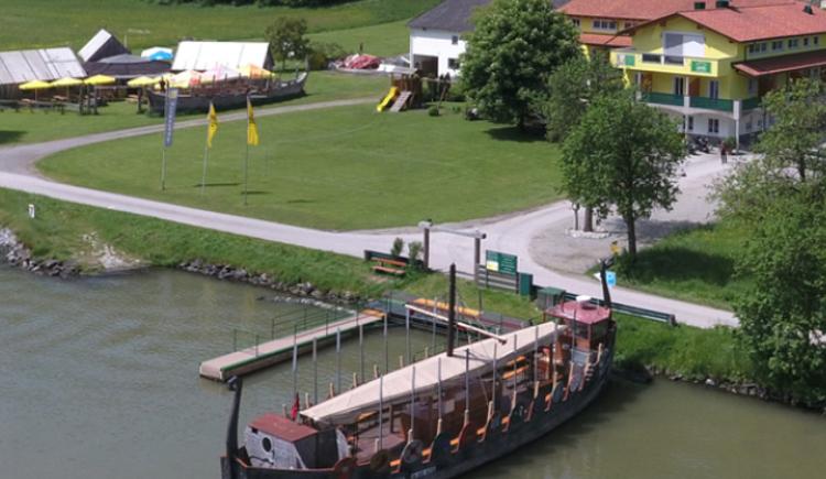 Wikingerdorf Exlau (© Gasthof in der Exlau)