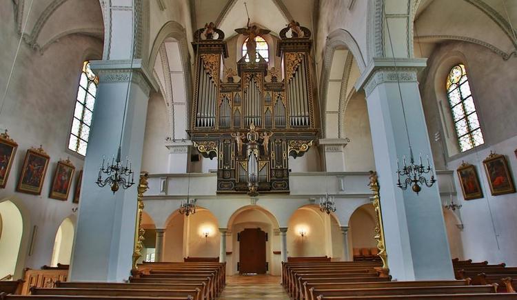 Orgelkonzert (© Stift Schlägl)