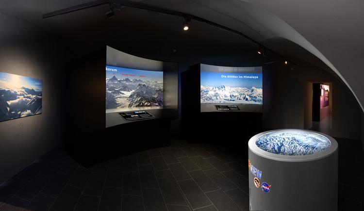 Zwischen Himmel und Erde - Gerlinde Kaltenbrunne rund die Welt der 8000er (© TVB Pyhrn-Priel)