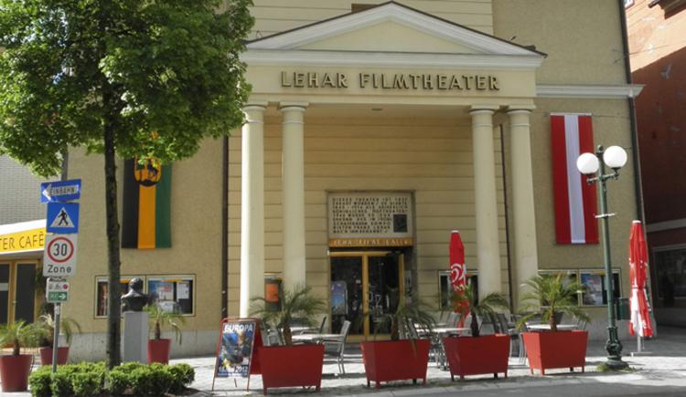 Veranstaltungsort. (© www.badischl.at)