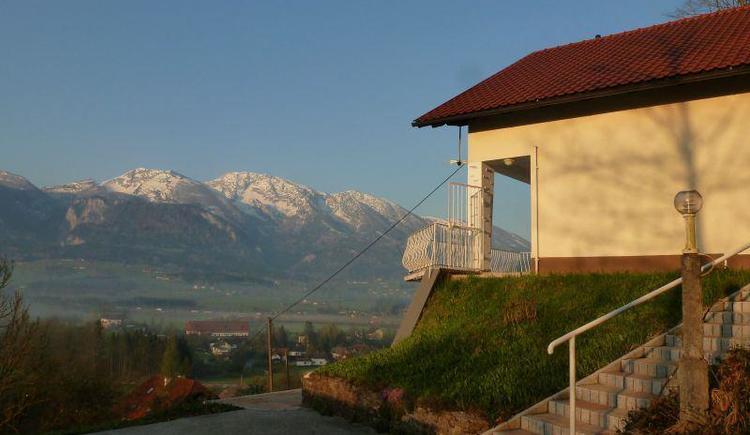 Terrasse (© Bauer am Berg)