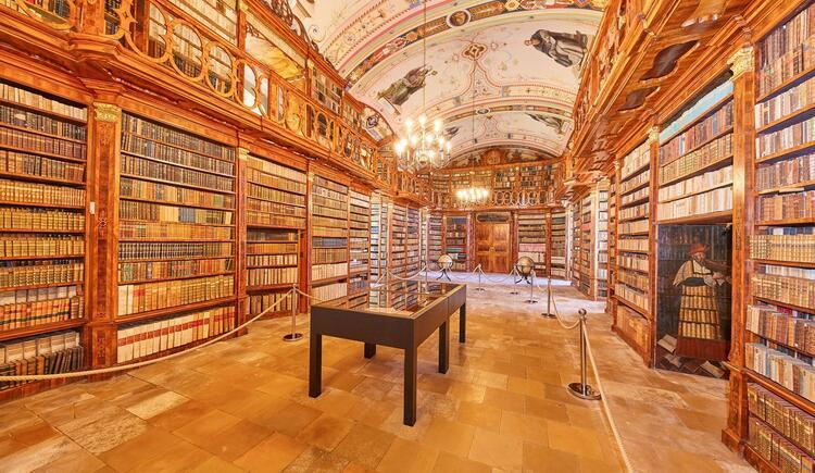 Stiftsbibliothek (© Erwin Wimmer)