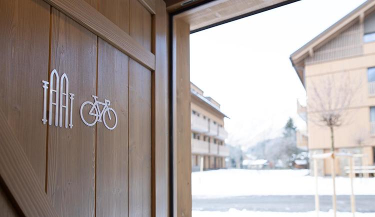 Ski & Fahrradkeller_c_Hinterramskogler (© ALPRIMA_Hinterramskogler)