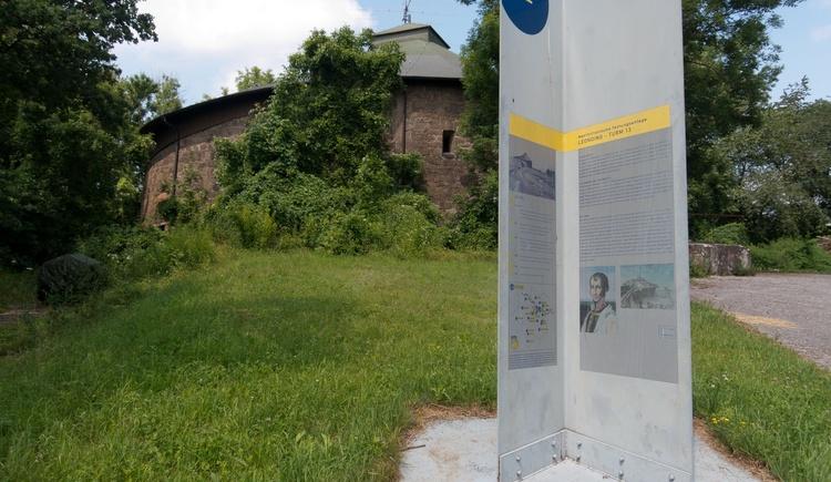 Leonding - Turm 13 (© WGD Donau Oberösterreich Tourismus GmbH/Kranzmayr)