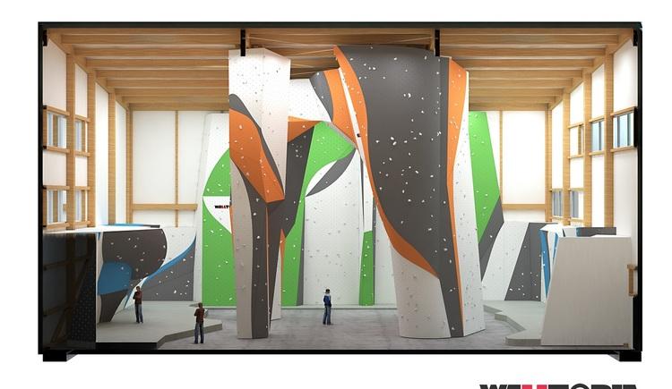 kletterhalle-steyr (© Kletterhalle Steyr)