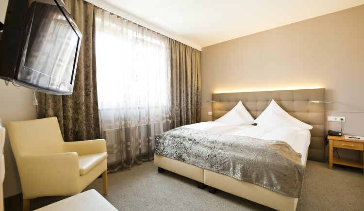 Doppelzimmer Classic. (© Hotel Goldenes Schiff)