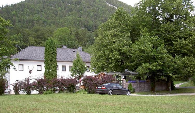 Enzenbachmühle im Sommer (© Enzenbachmühle)