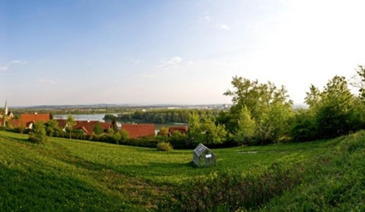 Mauthausen Panoramaansicht (© WGD Donau Oberösterreich Tourismus GmbH/Weissenbrunner)