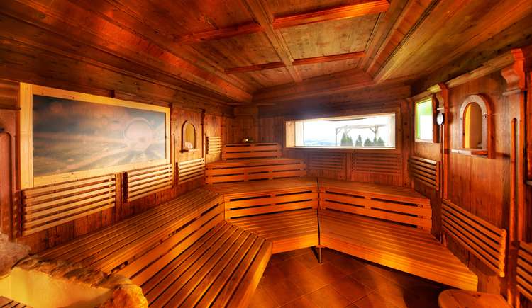 sauna (© Revita Hotel Kocher)