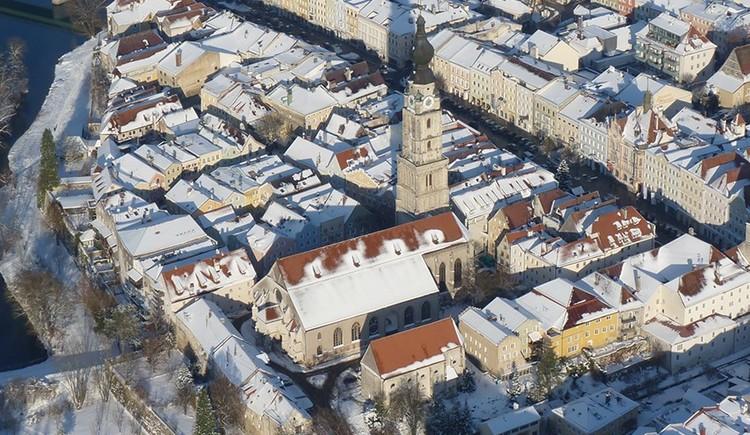 Stadtplatz (© airpix.at)