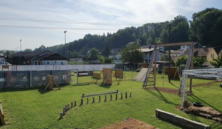 Outdoor Trainings Park (© Die Finisher)