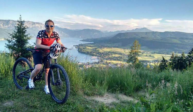 Montainbike Tour am Buchberg %c2%a9 Bettina Ratzinger (© Bettina Ratzinger)