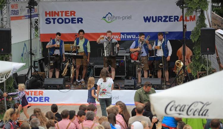 Live Musik (© Daniel Hinterramskogler)