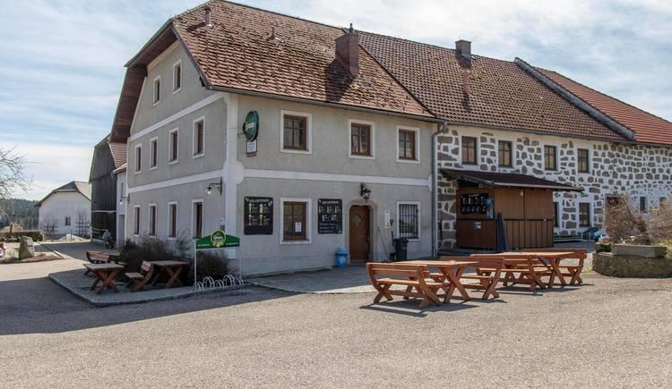 Gasthaus Jausenstation Rading (© TV Mühlviertler Hochland / Enzenhofer)