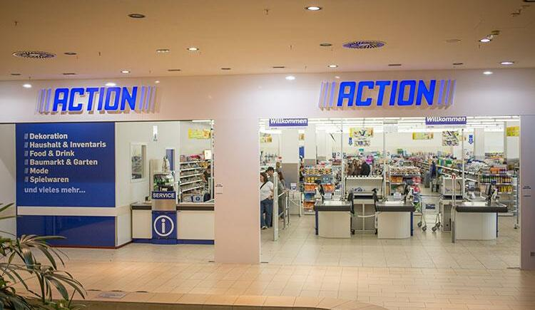 Action SCW (© Shopping City Wels)