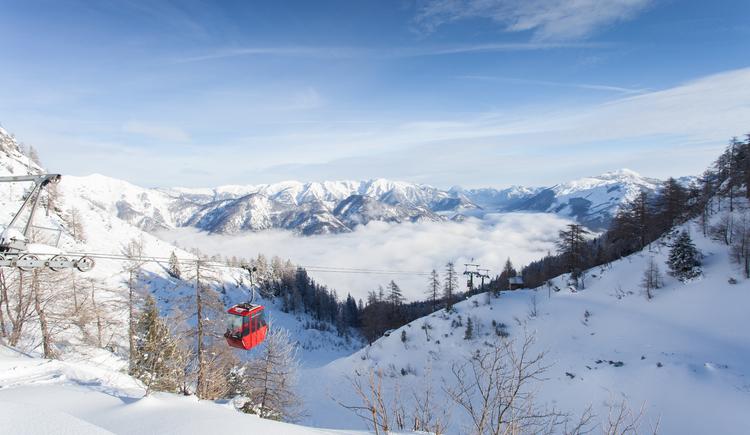 Winter auf der Katrinalm (© Daniel Leitner)