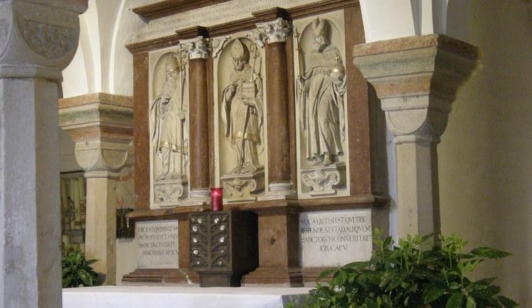 St. Emmeram - Grabstätte Hl. Wolfgang