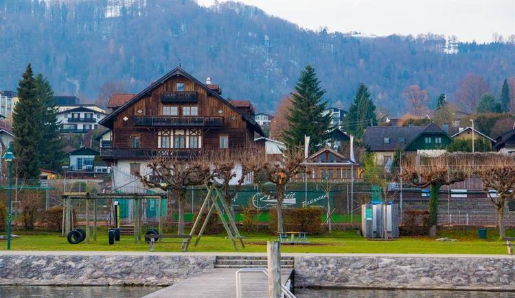 Schweizerhof vom See 1 (© Schweizerhof am See)