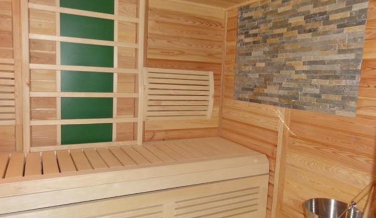 Sauna im Bauernhaus (© Privat)
