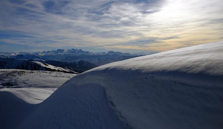 Naturimpression Winter (© Rudolf Kirth)