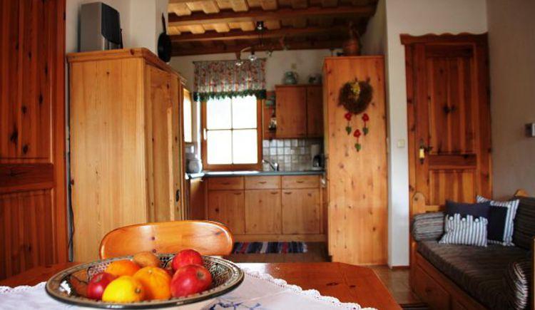 Ferienhaus Wohnküche (© Windhager)