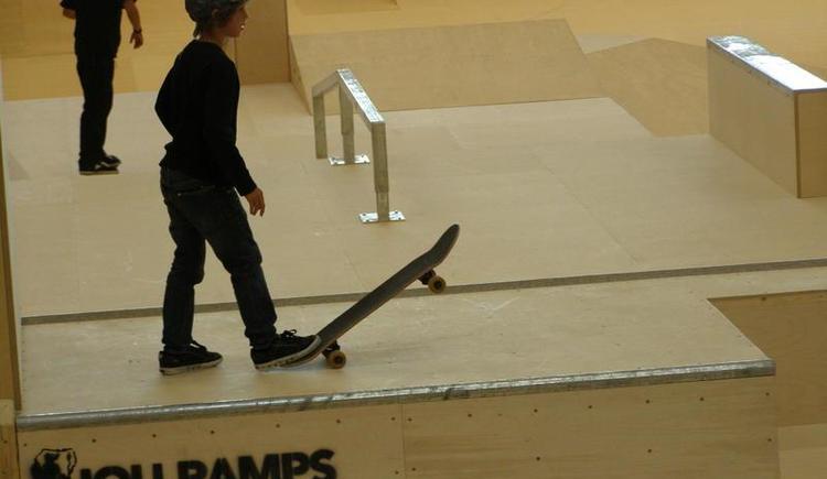 Wels: Skaterhalle