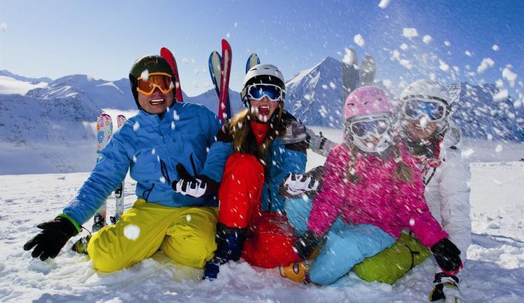 Spaß im Schnee (© JUFA)