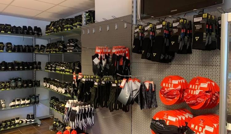 Schuhe (© Böhmerwald Sports)