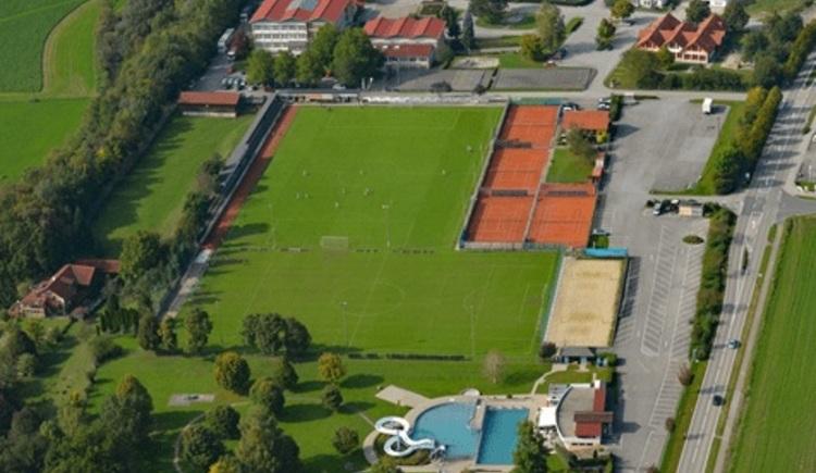 Ostermiething Sportanlage (© Kontakt Gemeinde Ostermiething)