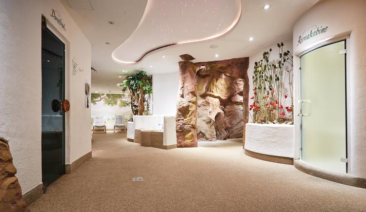 Wellnessbereich (© Hotel Aichinger)