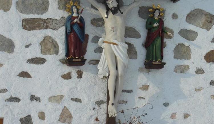 Kreuz auf unserem Hof (© Privat)